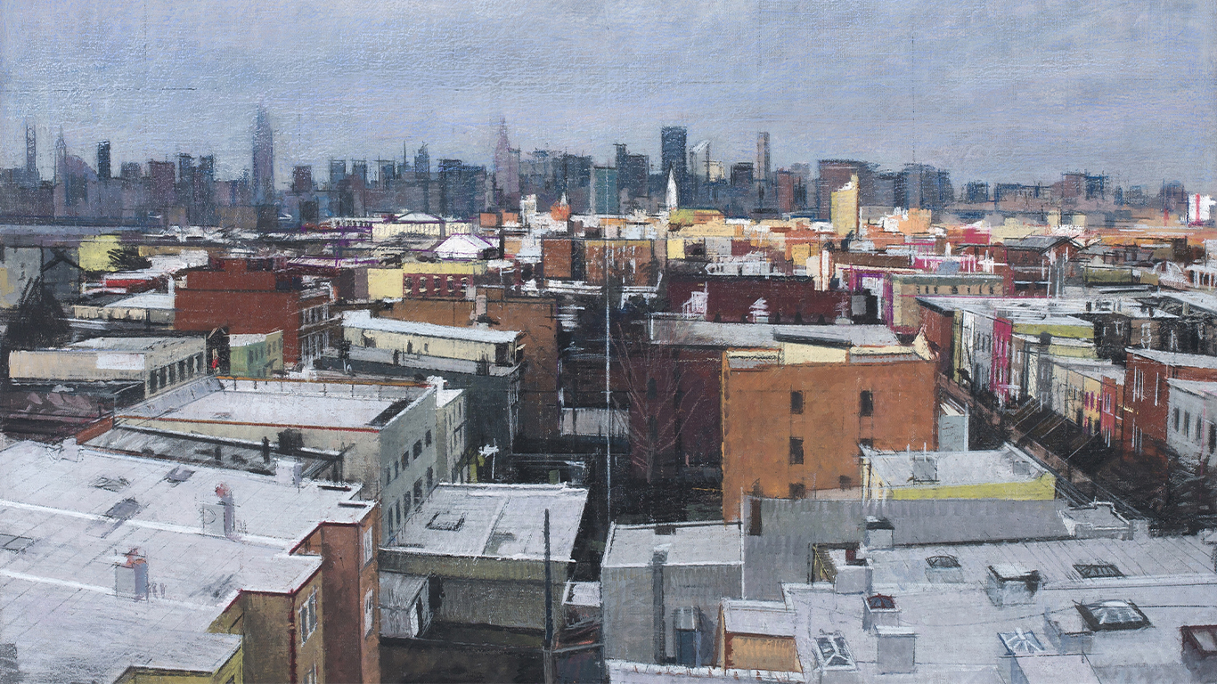 Williamsburg | Private Collection |