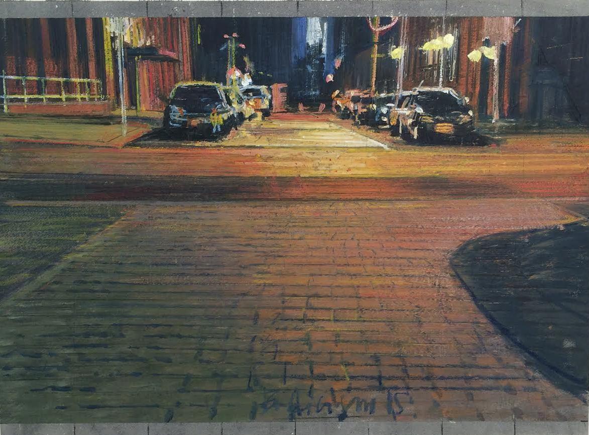 Washington Notte, Bernardo Siciliano