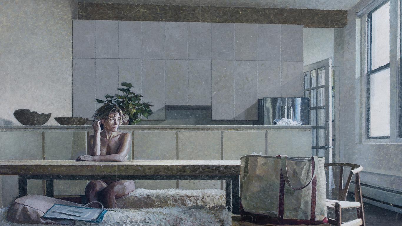Monday Morning by Bernardo Siciliano