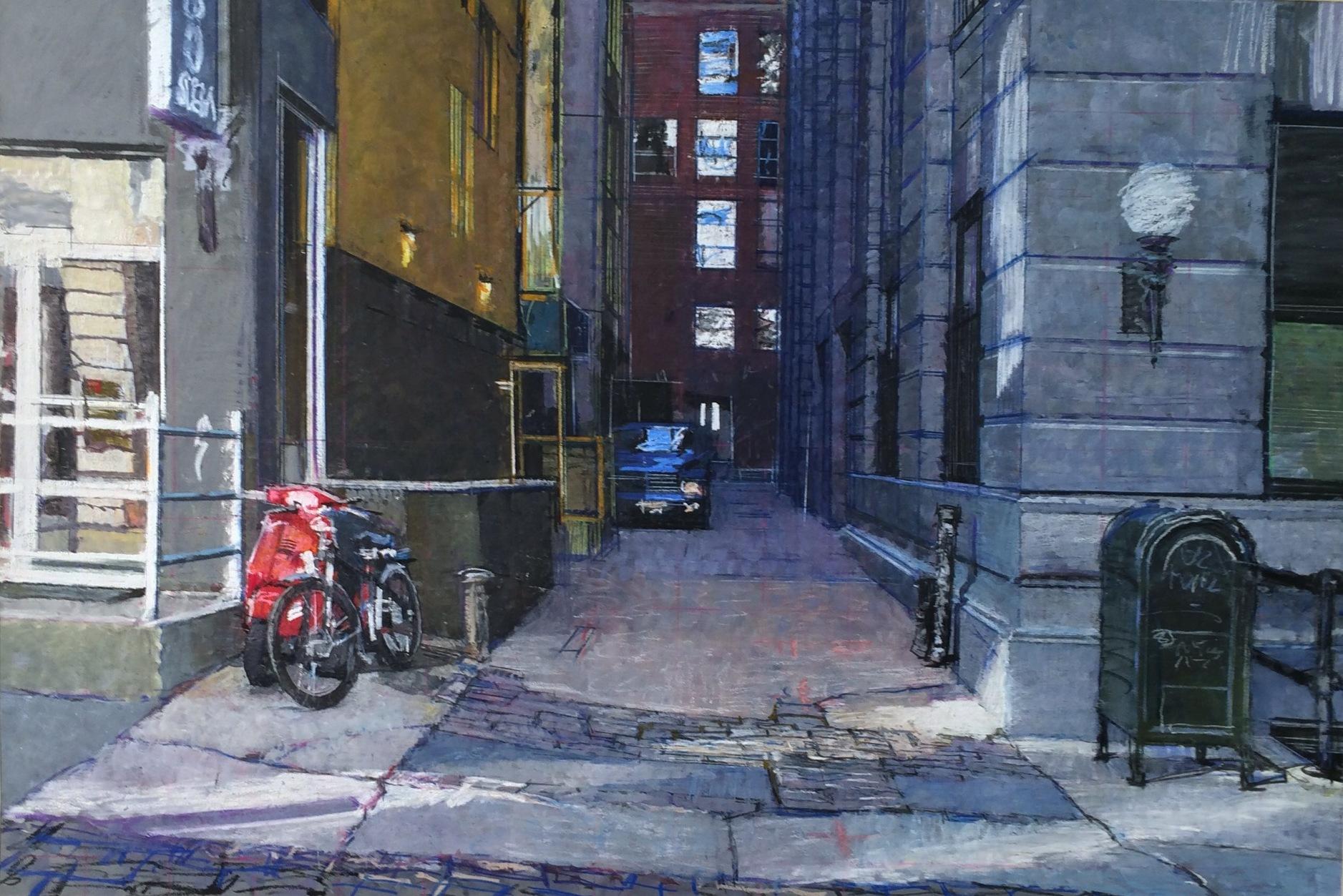 Alley | Bernardo Siciliano